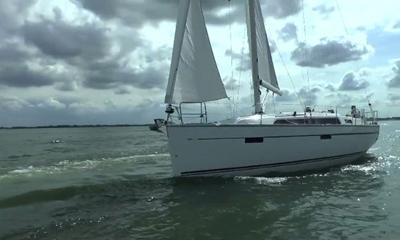 Yacht-Test von coast communication